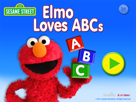 Apps apps and more apps applied behavioral strategies for Elmo abc